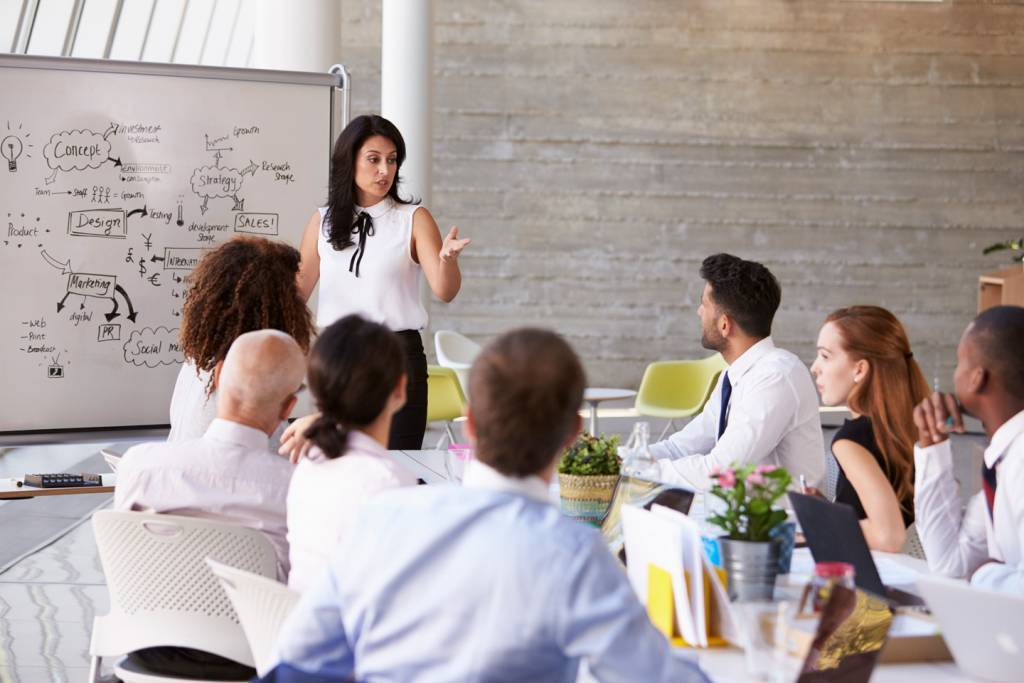 Developing diverse leaders to accelerate through the leadership pipeline